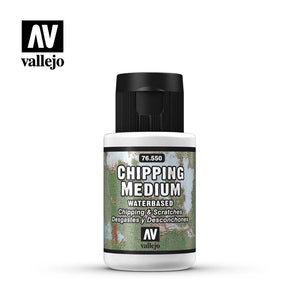 76550 Chipping Medium 35ml. Auxiliares Para Modelismo Vallejo