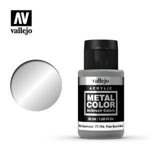 77704 Metal Quemado (Pale Burnt Metal) 32ml. Metal Color