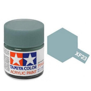 XF-23 Azul Claro (Light Blue) 23ml. Tamiya Color XF Grande Mate