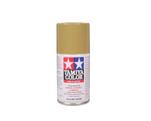 TS-3 Amarillo Oscuro (Dark Yellow) 100ml. Tamiya Color Spray Paint