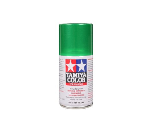 TS-20 Verde Metalico (Metallic Green) 100ml. Tamiya Color Spray Paint