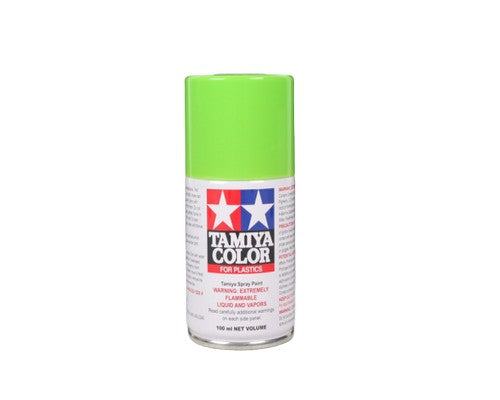 TS-22 Verde Claro (Light Green) 100ml. Tamiya Color Spray Paint