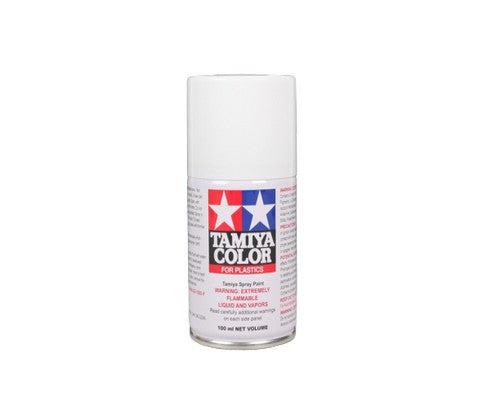 TS-26 Blanco Puro (Pure White) 100ml. Tamiya Color Spray Paint