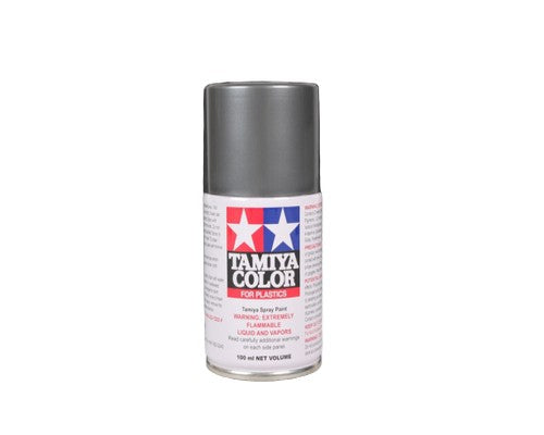 TS-42 Metal Pavonado Claro (Light Gun Metal) 100ml. Tamiya Color Spray Paint