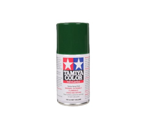 TS-43 Verde (Racing Green) 100ml. Tamiya Color Spray Paint