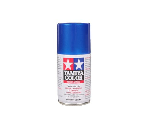 TS-50 Azul Mica (Mica Blue) 100ml. Tamiya Color Spray Paint