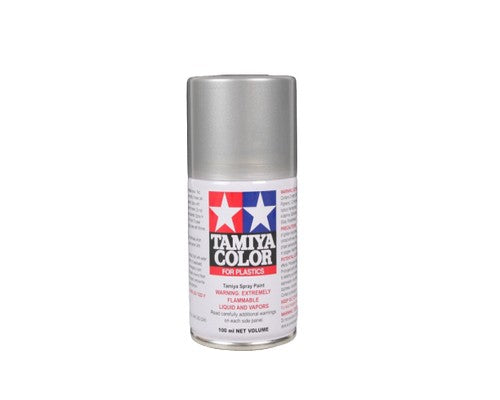 TS-76 Plata (Mica Silver) 100ml. Tamiya Color Spray Paint