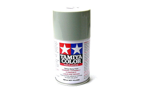 TS-81 Gris Claro (Light Gray) 100ml. Tamiya Color Spray Paint