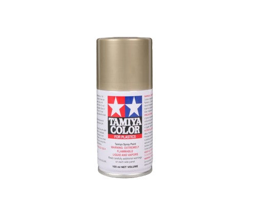 TS-87 Oro Titanio (Titanium Gold) 100ml. Tamiya Color Spray Paint