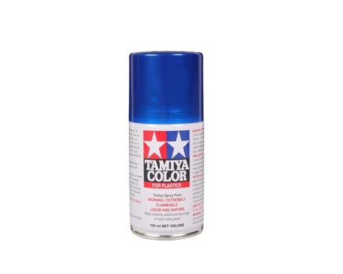 TS-89 Azul Perla (Pearl Blue) 100ml. Tamiya Color Spray Paint