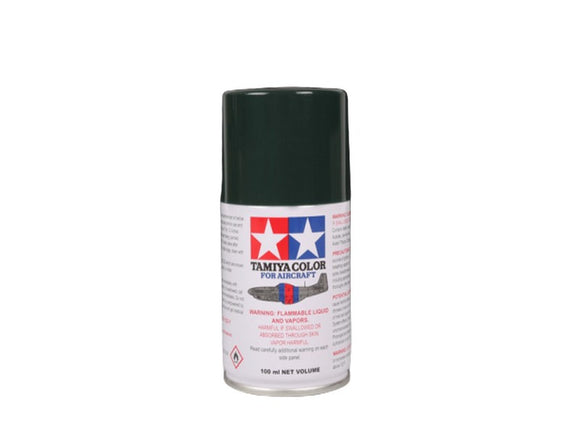 AS-13 Verde (Green USAF) 100ml. Tamiya Color Spray Aircraft Paint