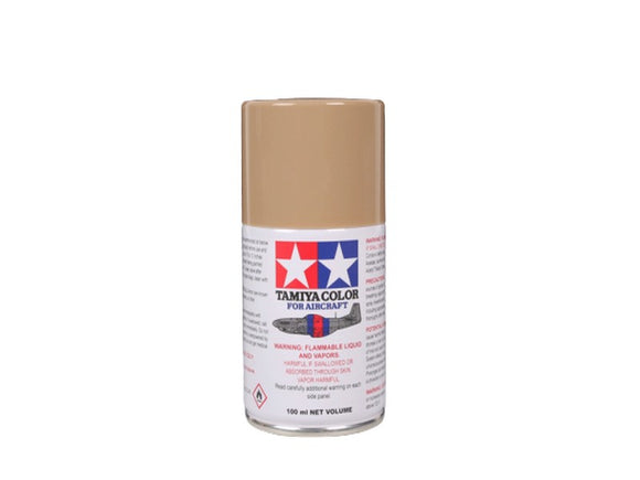 AS-15 Tan USAF 100ml. Tamiya Color Spray Aircraft Paint