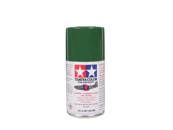 AS-23 Verde Claro (Light Green LUFT) 100ml. Tamiya Color Spray Aircraft Paint
