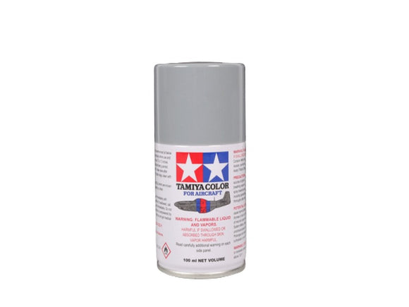 AS-28 Gris Medio (Medium Gray) 100ml. Tamiya Color Spray Aircraft Paint