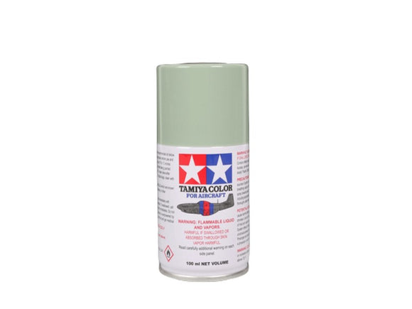AS-29 Gris Verde (Grey Green) 100ml. Tamiya Color Spray Aircraft Paint