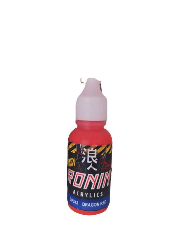 GP243 Dragon Red 15ml. Fantasy Line Ronin