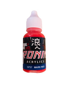 GP37 Mark Red 15ml. General Line Ronin
