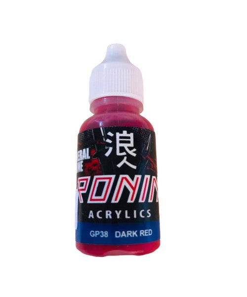 GP38 Dark Red 15ml. General Line Ronin