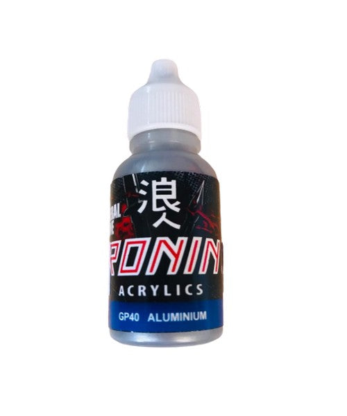 GP40 Aluminium 15ml. General Line Ronin