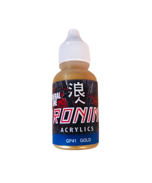 GP41 Gold 15ml. General Line Ronin