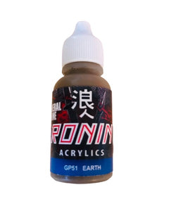 GP51 Earth 15ml. General Line Ronin