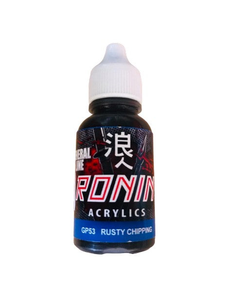 GP53 Rusty Chipping 15ml. General Line Ronin