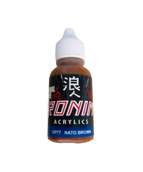 GP77 NATO Brown 15ml. General Line Ronin