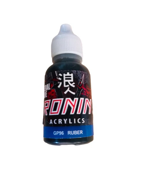 GP96 Rubber 15ml. General Line Ronin