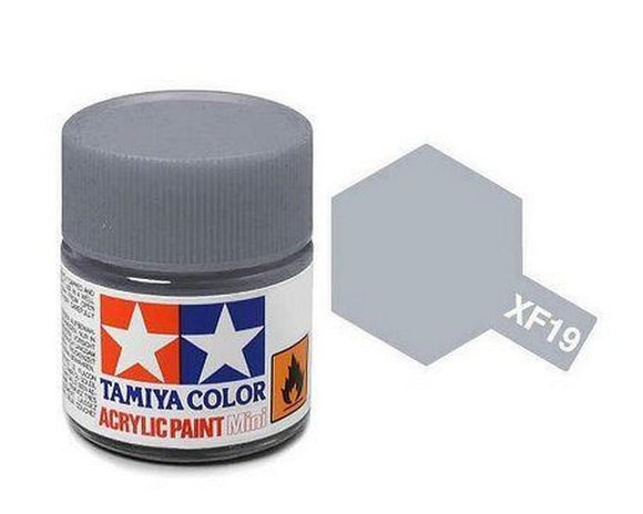 XF-19 Gris Cielo (Sky Grey) 10ml. Tamiya Color XF Mini Mate