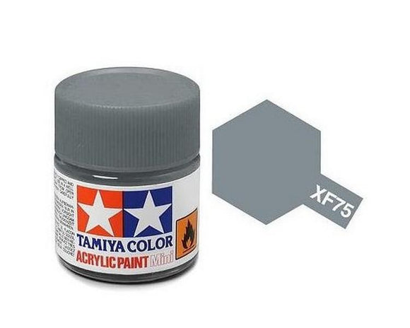 XF-75 Gris IJN (IJN Gray) 10ml. Tamiya Color XF Mini Mate