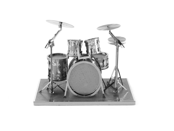 Rompecabezas Puzzle 3D Fascinations Bateria (Drum Set).