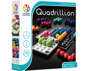 Juego Educativo Smart Games Quadrillion.