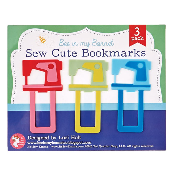 Lori Holt's Sew Cute Bookmark