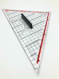 tailor ruler( Aresto Triangle 32.5 cm)