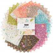 Balboa Charm Pack by Sherri & Chelsi of A Quilting Life for Moda Fabrics