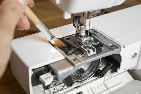 sewing machine maintenance- home service