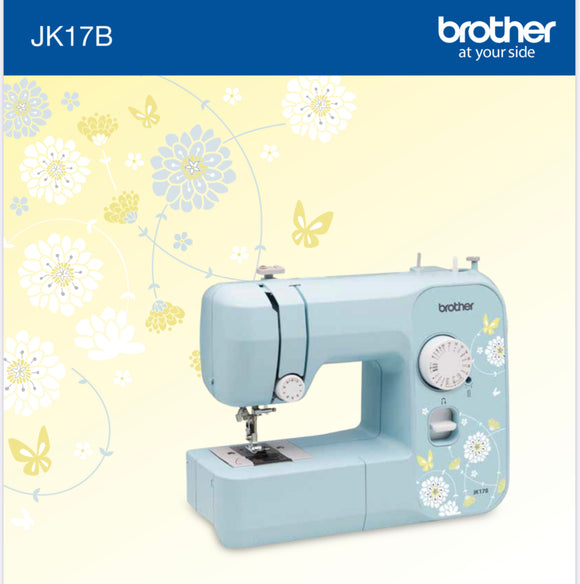 Brother JK17B Sewing Only Machine