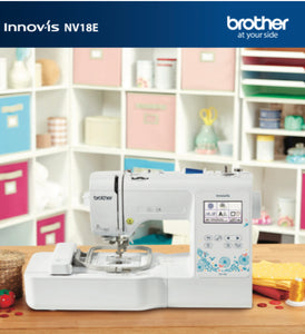 Innov-is NV18e Brother Embroidery Machine