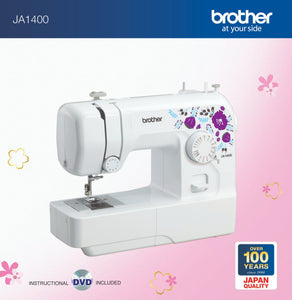 Brother JA1400 Sewing Only Machine
