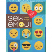Sew Emoji Book by Gailen Runge for C&T Publishing