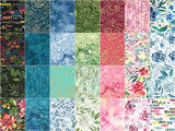 Moody Bloom Charm Pack by Create Joy Project for Moda Fabrics