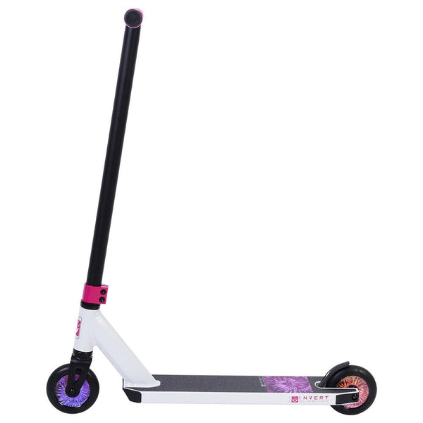 Invert Supreme 1-7-12 Scooter White/Black/Pink