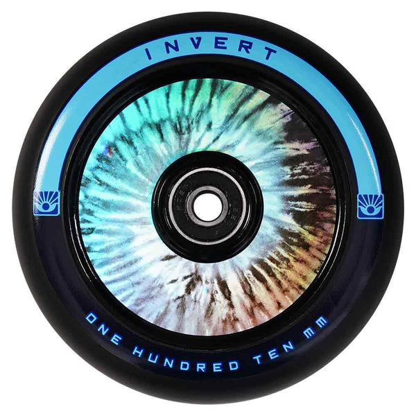 Invert Supreme 1-7-12 Scooter Red/Black/Blue
