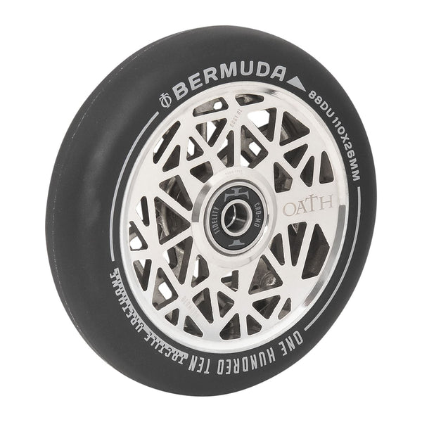 Oath Bermuda 110mm Wheels Neo Silver