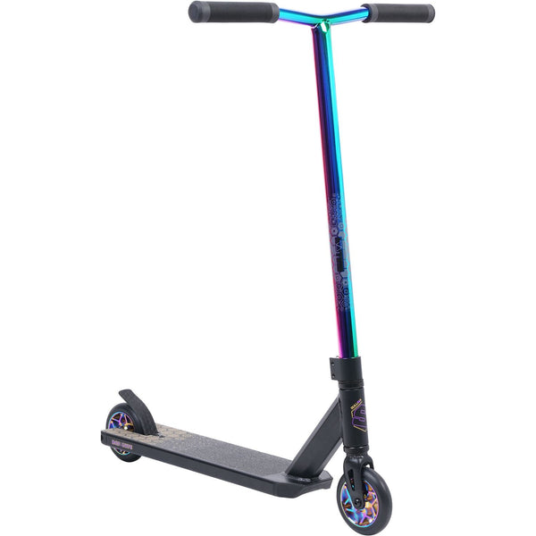 Sullivan Resolute Stunt Scooter Black/Neo Bar
