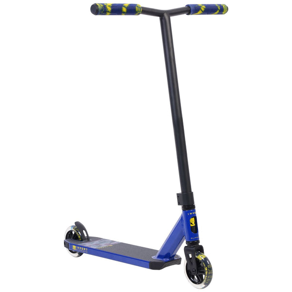 Invert Supreme 2-8-13 Scooter Blue/Yellow