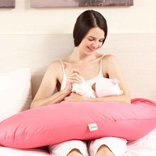 Load image into Gallery viewer, 8-in-1 Maternity Pillow Comfort Series - Cooling Touch (Hot Pink)