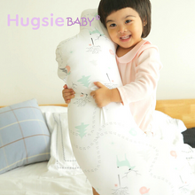 Load image into Gallery viewer, HugsieBABY® Junior Pillow - 100% USA Cotton (Animal)