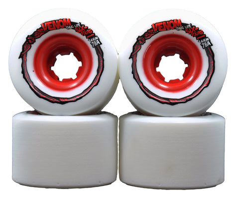 Venom Thug Life Six-Fours Longboard Wheels