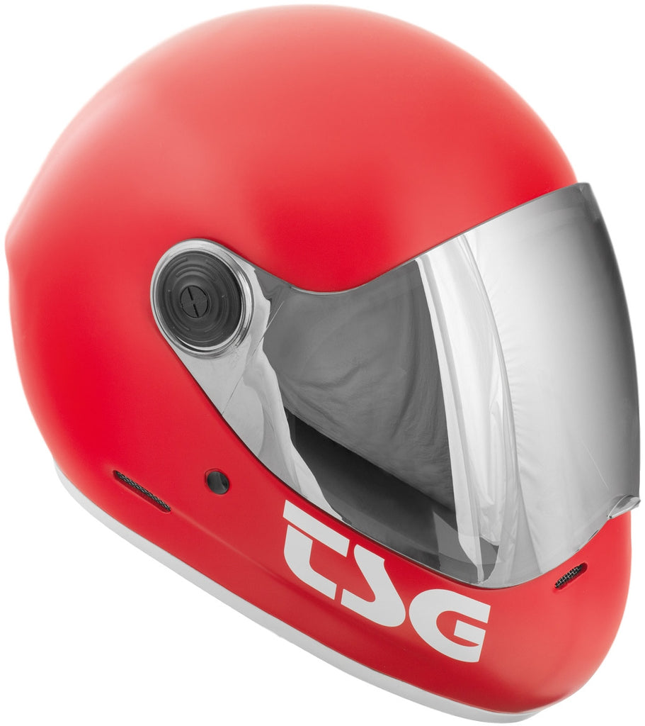 TSG Pass Full Face Longboard Helmet